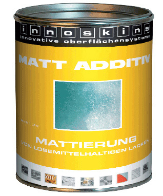 Matt Additiv - 0,5 Liter
