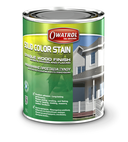 Owatrol Solid Color Stain 2,5 Liter